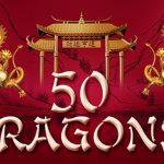Machine à sous gratuite 50 dragons : notre avis