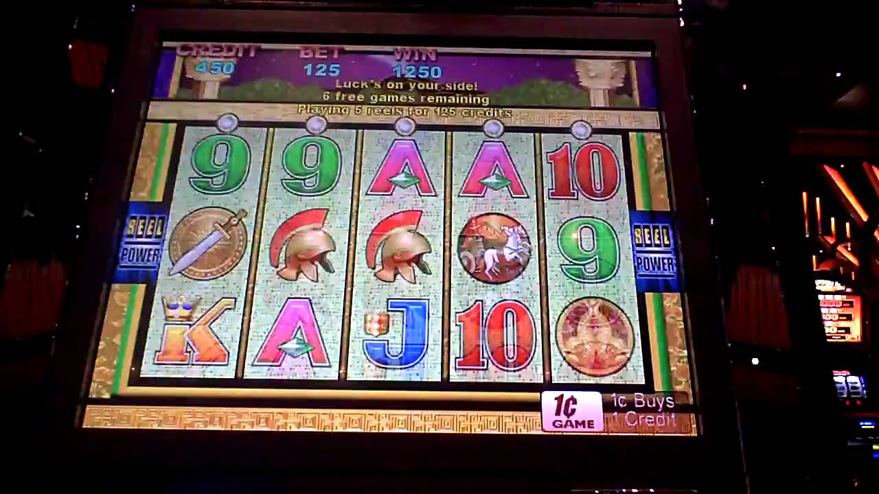 machine sous penny slot