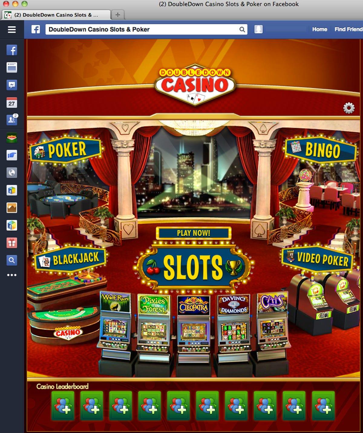DoubleDown Casino, vaut-il la peine ?