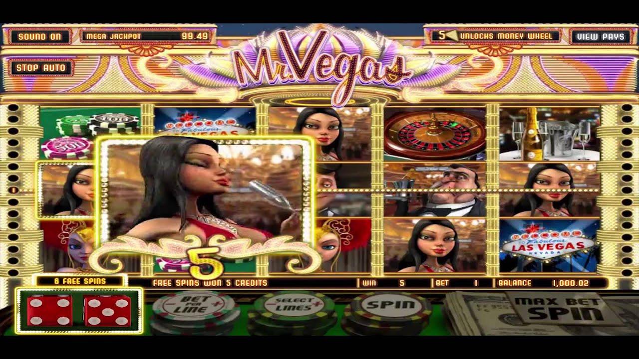 machine a sous gratuite mr vegas casino