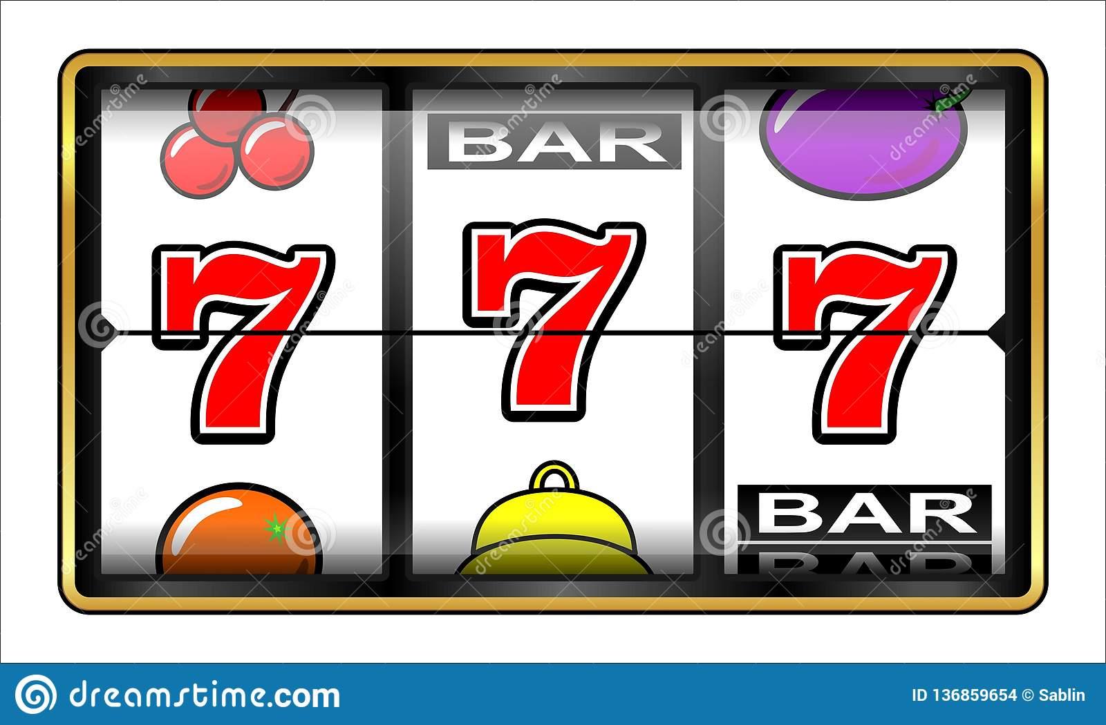 La machine à sous gratuite sans téléchargement 777