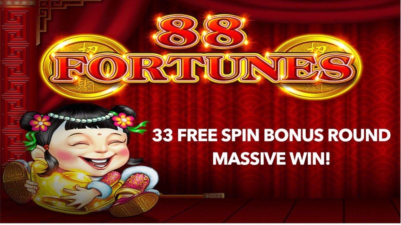 Machine à sous gratuit 88 fortunes : testée et approuvée !