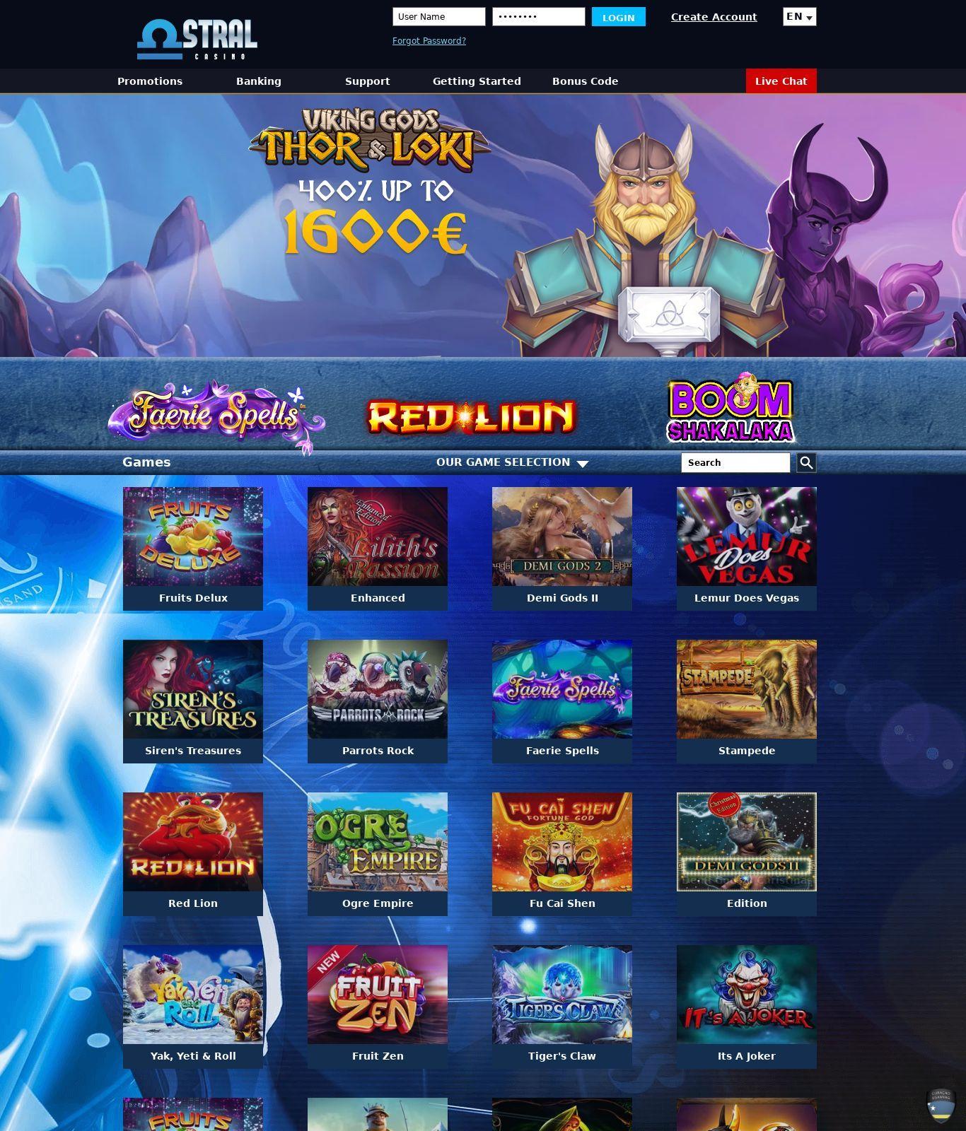 Casino Astral avis : tout ce qu'il faut savoir