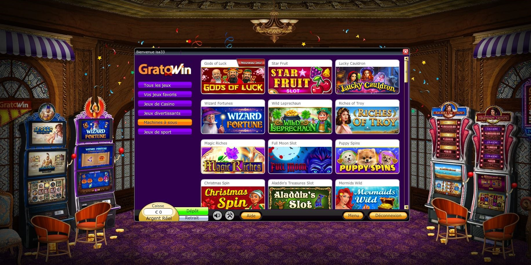Avis GratoWin Casino : pourquoi il faut éviter ce casino