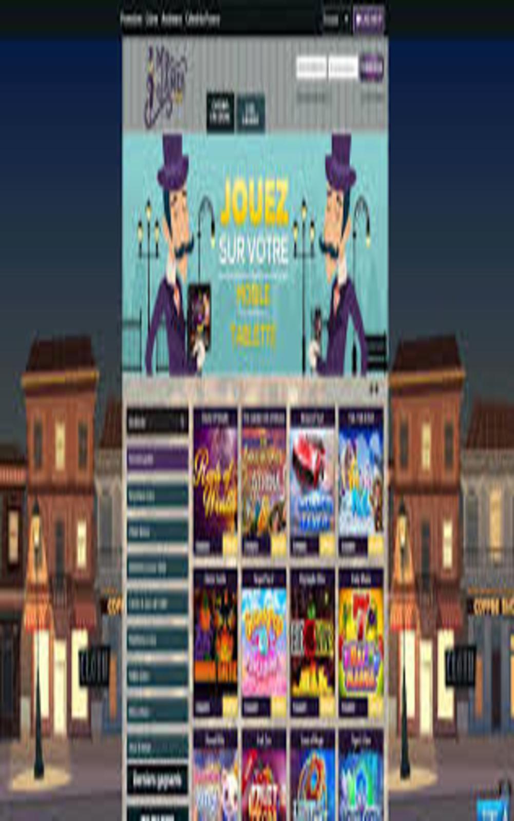 Mr. James casino avis  : que penser de ce casino en ligne ?
