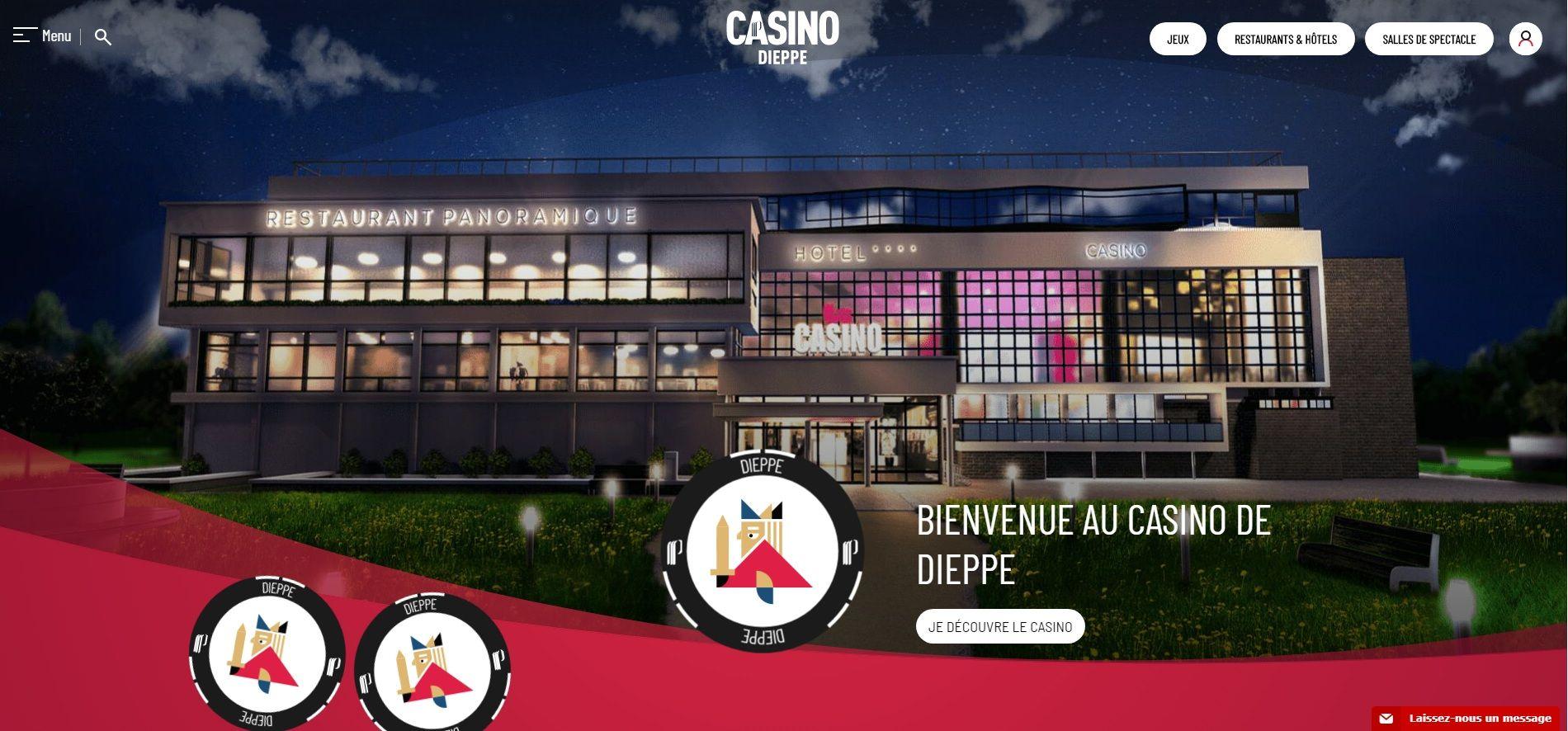 Casino Dieppe avis : la revue casino terrestre !