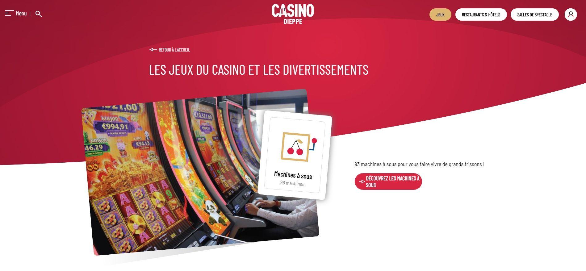 casino dieppe